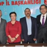 MHP Sinop Milletvekili Adaylarını Tanıttı