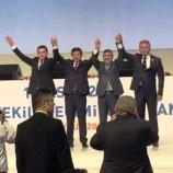 Sinop AK Parti Vekil Adayları Ankara Arenada Tanıtıldı