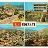 Kartpostallarda Kalan Boyabat (Nostalji)