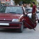 Son Dakika;Boyabat Ana Cadde Üstünde Görünmez Kaza..