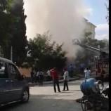 Son Dakika; Boyabat Erenlik Mahallesinde Ev Yangını (Videolu Haber)