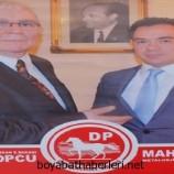 Topçu DP Sinop Milletvekili Adayı