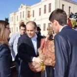 Son Dakika; Gençlik ve Spor Bakanı Akif Çağatay Kılıç Sinop'a geldi