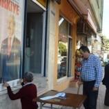 CHP Boyabat'ta Seçim Bürosunu Açıyor…