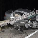 Son Dakika.Sinop Boyabat yolunda feci trafik kazası,Yaşlı Kadın Yanarak Can Verdi