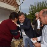 Milletvekili Adayı Maviş'ten Adıgüzel'e Taziye