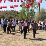 Eğlence Köyü Geleneksel Şenliği Yapıldı