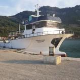 10 milyon tl'lik 4 balıkçı gemisi suya indirildi…….