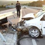 Son Dakika ;Ayancık Sinop Yolunda Trafik Kazası ,2 Yaralı
