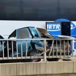 Taşköprü'de ki kazada faciadan dönüldü 1 ölü