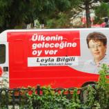 Sinop'un Tek Bayan Vekil Adayı MHP'Lİ Leyla Bilgili