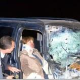 Kargı'da Trafik Kazası: 3 Yaralı…
