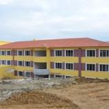 Boyabat'ta Okul inşaatı tamamlanıyor…