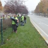 Boyabat Belediyesinden Sonbahar temizliği..