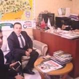 Anvatar Termal Otel(Çorum) Efnan Turizm  Seyahat Acentesi ile El Sıkıştı..