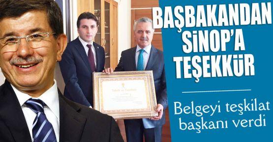 basbakan_davutogludan_tesekkur_belgesi_h12362