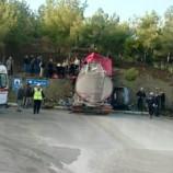 Son Dakika: Boyabat Bölge Trafik Önünde Feci Trafik Kazası. 1 Ölü 1 Ağır yaralı..