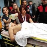 Kadın Doktor ve Saldırgan Hayatını Kaybetti…
