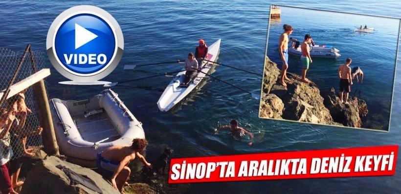 sinop-ta-aralikta-deniz-keyfi