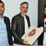 Sinop Ülkü Ocakları, 21 Ekim Gazeteciler Bayramını Kutladı……