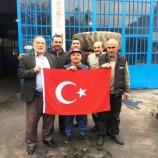 Boyabat Küçük Sanayi Esnafının Cumhuriyet Bayramı Coşkusu…..