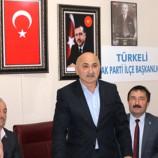Son Dakika ; Türkeli AK Parti İlçe Başkanı Görevinden İstifa Etti……