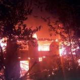 SON Dakika ; Boyabat Ekinören Köyünde Yangın, Bir Ev Kül Oldu…