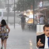 SON Dakika ; Bakandan Karadeniz Bölgesinde Kuvvetli Yağış Uyarısı…..