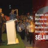 Başkan Çakıcı'nın şiiri sosyal medyada paylaşım rekoru kırıyor, (Videolu Haber)…