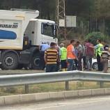 SON DAKİKA ; Boyabat Karacaören Köyünde Trafik Kazası 3 Yaralı..