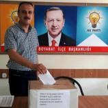 SON Dakika ; Boyabat AK Parti İlçe Teşkilatında Seçim Heyecanı….