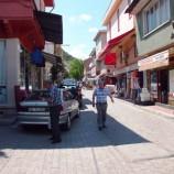 Boyabat Orta Çarşıda Derin Sessizlik,-2- (Foto Haber)…..