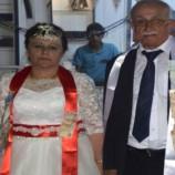 İlk Görüşte Aşk 55 Yaşında Gelinlik Giydirdi….