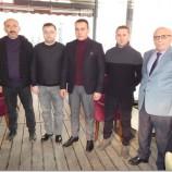 SICAK Haber ; İYİ Parti İlçe Başkanı Mithat Mor, Boyabat Medyasıyla Buluştu…