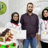 GÜNCEL Haber ; Aşçılık Programı Öğrencilerimiz Bursa'dan Madalya ile Döndü…
