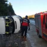 SON Dakika ; Müge Anlı'nın ekibi Kastamonu'da kaza yaptı….