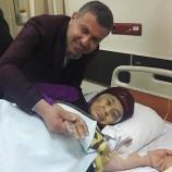 GÜNCEL Haber ; Boyabatlı 91 Yaşındaki Alime Nine, İlk kez Hastane ve İlaçla Tanıştı….