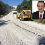 Başkan Ferhat Yıldızdan FLAŞ Açıklama ; 118 KM Köy Yolu Asfalta Buluştu….