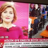 GÜNCEL Habere ; Türkiye Boyabatlı Enes'i Konuşuyor….