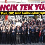 GÜNCEL Haber ; AK Parti, CHP, MHP , Birleşti, Ayancık Tek Yürek Oldu…..