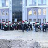 SICAK Haber ; Sinop'ta Kudüs Eylemi….