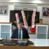 Başkan Feyzullah Öztürk'ten Ekmek Zammı ile İlgili Basın Açıklaması….