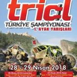 Türkiye Trial Şampiyonası'na Davet…