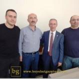 Boyabat'ta İYİ Parti Seçim Çalışmalarına Hızlı Başladı….