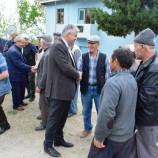 Kaymakam Fatih Aksoy'dan Köy Ziyaretleri….