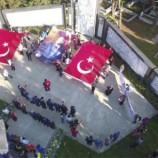 Sinop'ta 57. Alay Çanakkale Vefa Yürüyüşü, (Videolu Haber)…