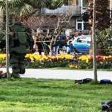 Çocuk Parkında Şüpheli Çanta Paniği…