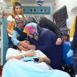 Boyabatlı Gazi Astsubay Sinop Havalananında Çiçeklerle Karşılandı…