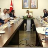 Boyabat OSB Yönetim Kurulu Toplantısı, Sinop'ta Gerçekleştirildi….