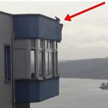 Yıldırım Bu Binaya Düştü!!!